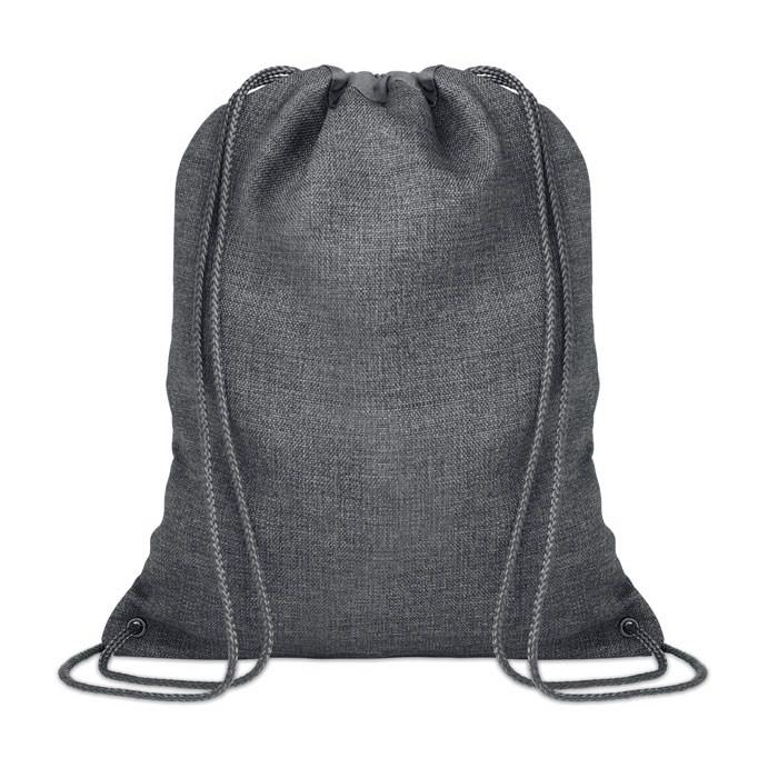 Rucsac din poliester fleece Tocayo - grey