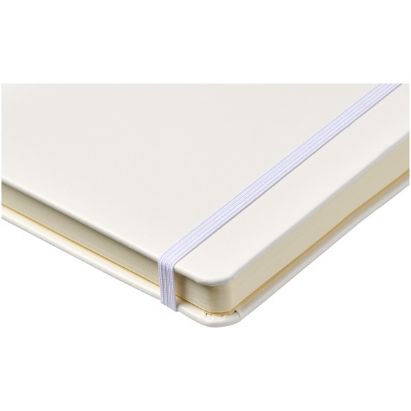 Nova A5 bound notebook - White