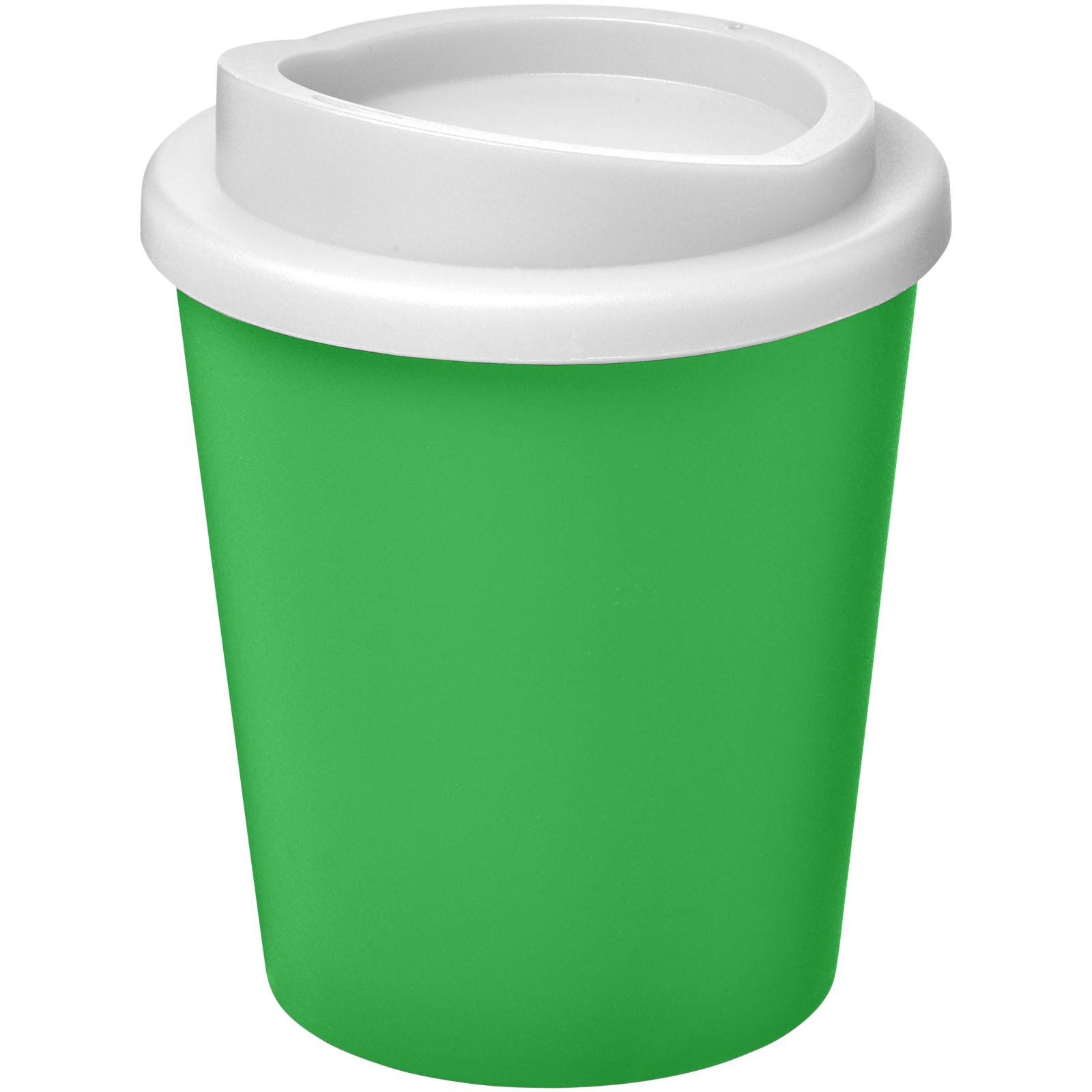 Termo hrnek Americano® Espresso 250 ml - Zelená / Bílá
