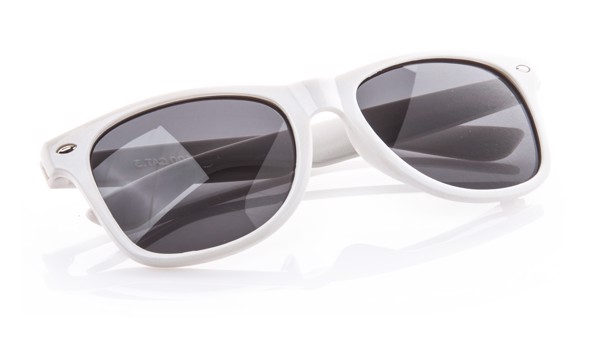 Sluneční Brýle Xaloc - Bílá