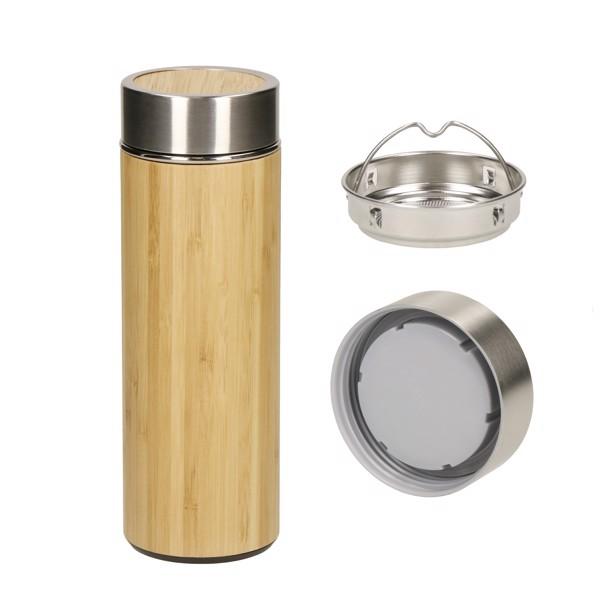 "Vacuum Flask ""Bambus"", Small"
