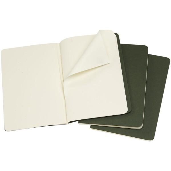 Cahier Journal PK - plain - Myrtle Green