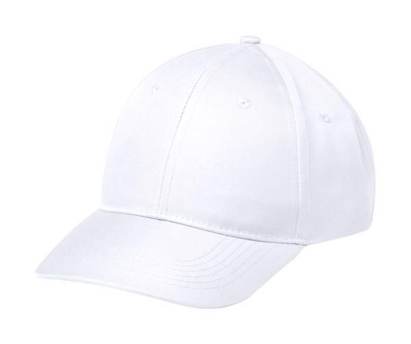 Baseballová Čepice Blazok - Bílá