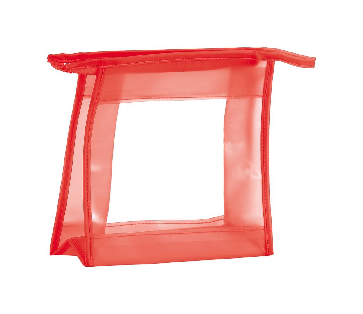 Kosmetická Taška Aquarium - Červená