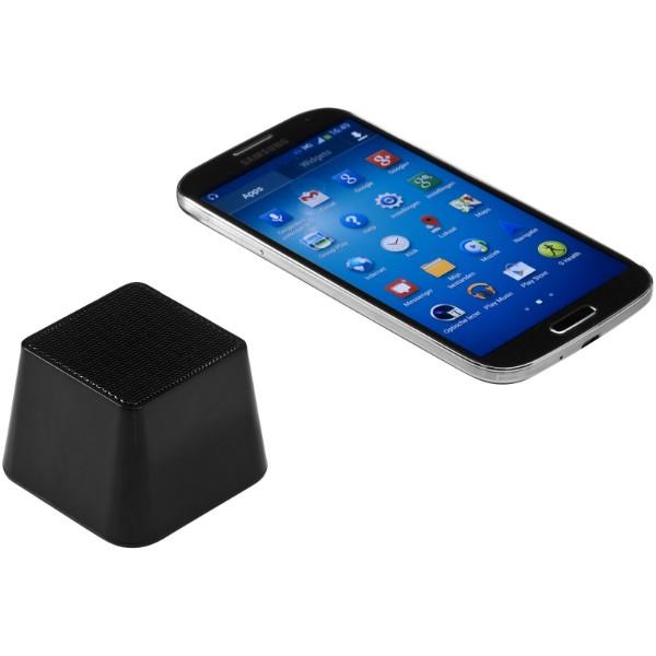 Nomia Bluetooth® speaker - Solid black