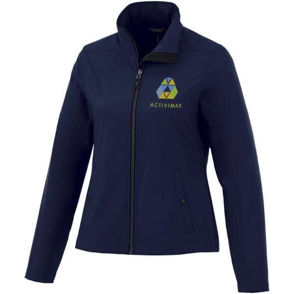Dámská softshellová bunda Karmine, vlastní soukromá značka - Navy / XS