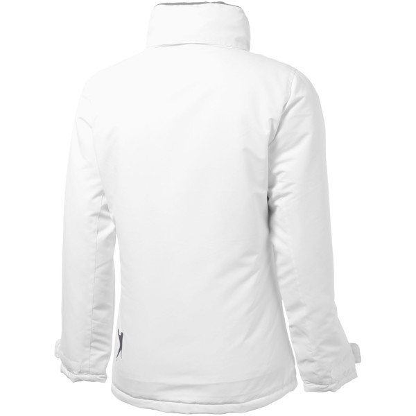 Under Spin ladies insulated jacket - White / S