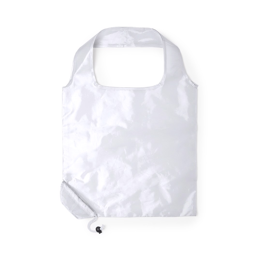 Bolsa Plegable Dayfan - Blanco