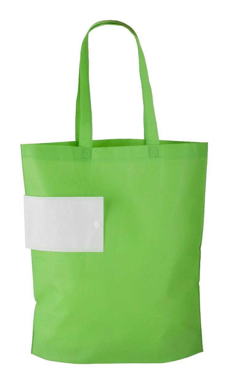 Skládací Nákupní Taška Boqueria - Limetková Zelená