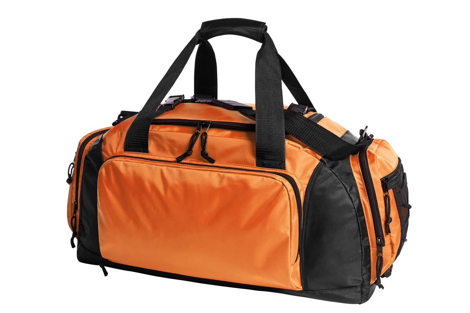 Cestovní Taška Sport - Oranžová