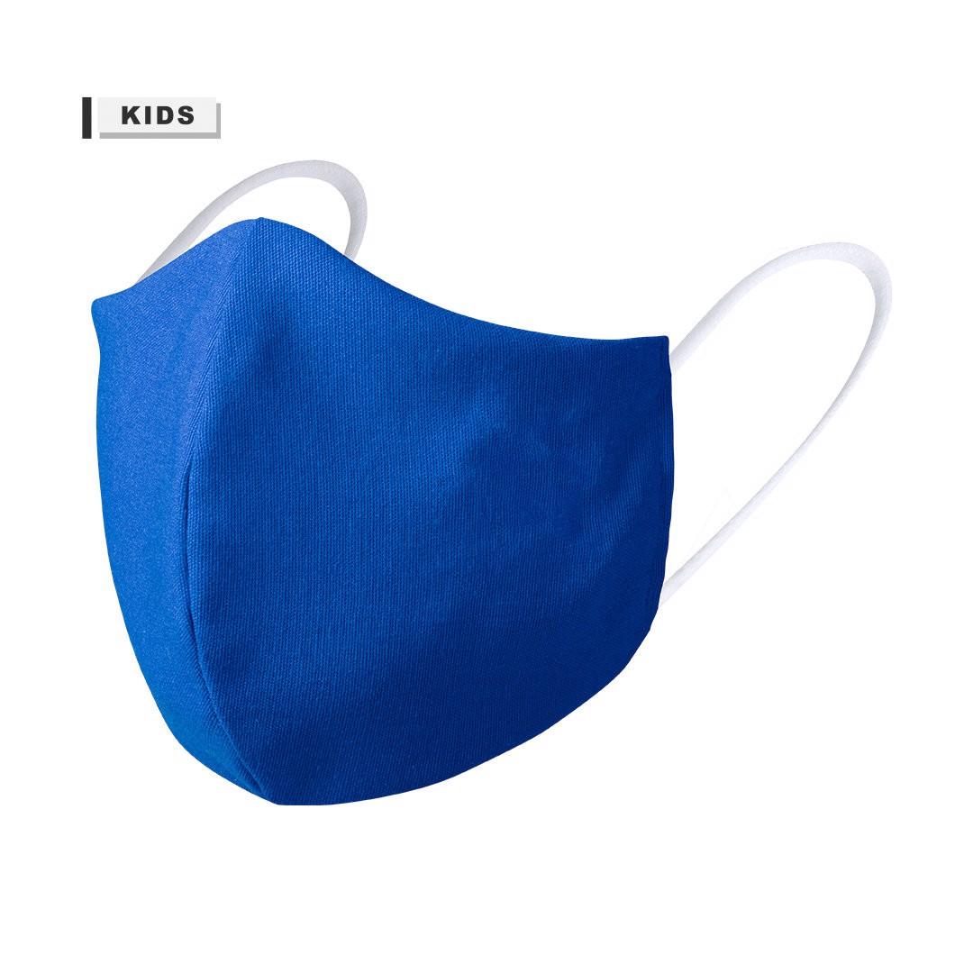 Mascarilla Higiénica Niño Reutilizable Galant - Azul