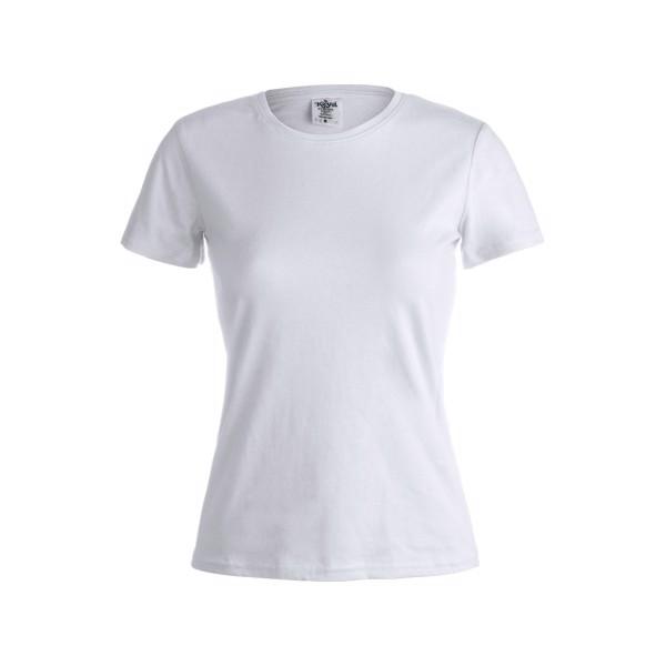 """Women White T-Shirt """"keya"""" WCS180 - White / XL"""
