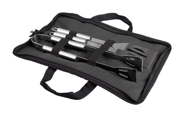 Bbq Set Tory - Black