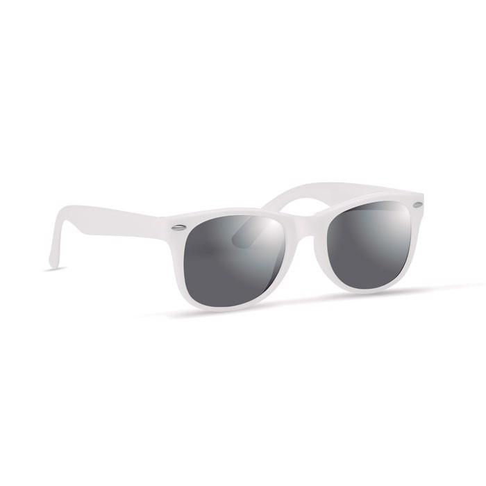 Sluneční brýle America - white