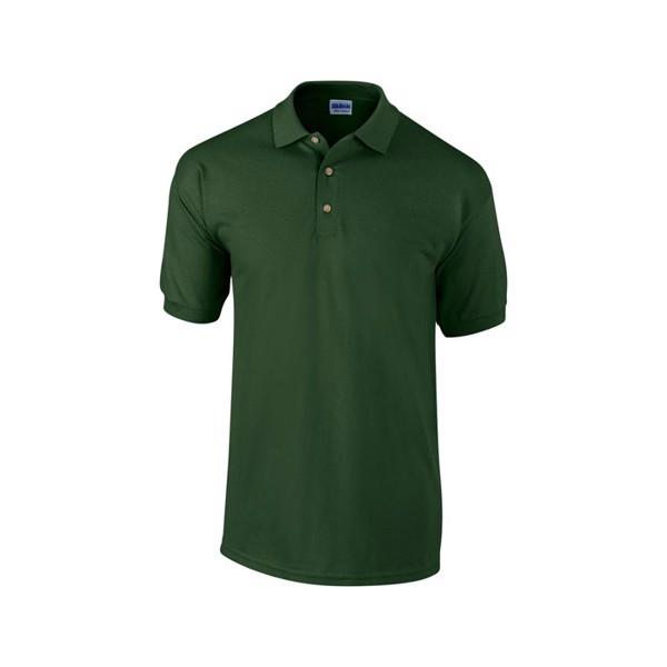 Unisex Koszulka polo 240 g/m Heavy Pique Polo 3800 - Ciemno-zielony / M