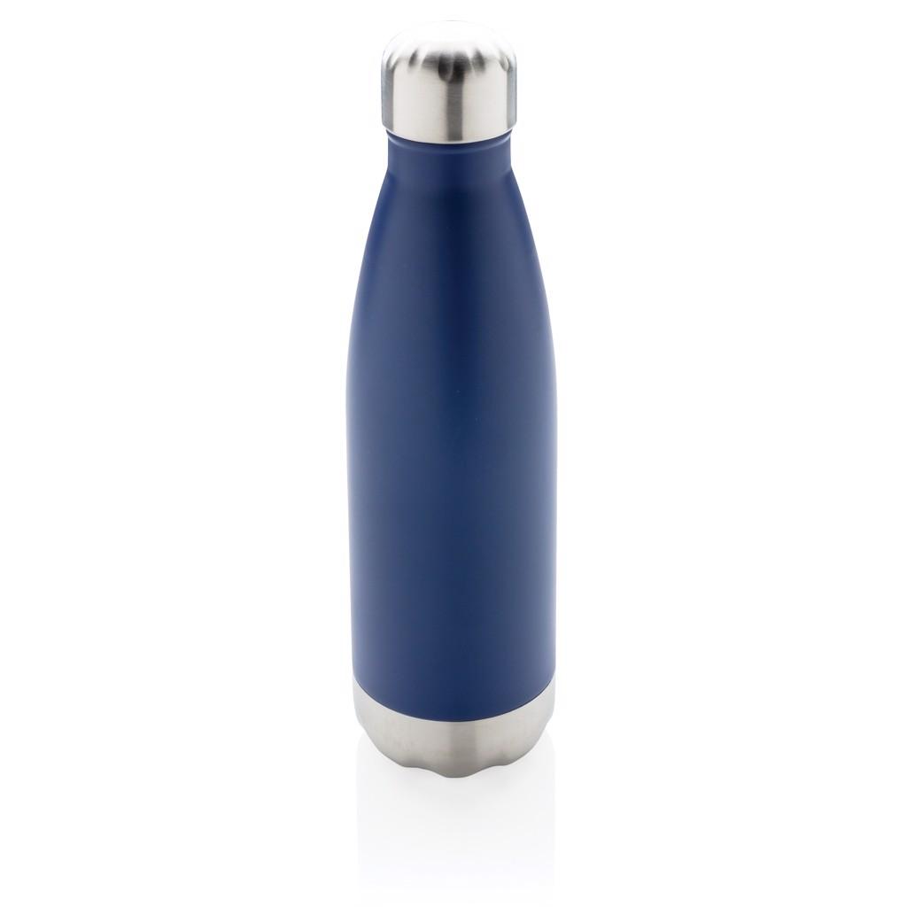 Nerezová termo láhev - Modrá