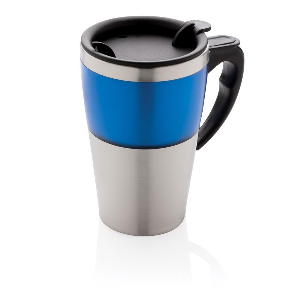 Highland mug - Blue / Silver