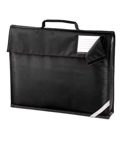 Junior Book Bag - Black