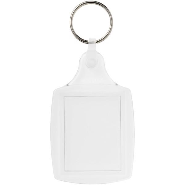 Klasická klíčenka Zia S6 s plastovou sponou