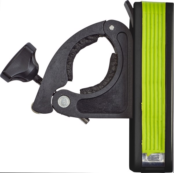Plastic bicycle light with CREE LED - Lime