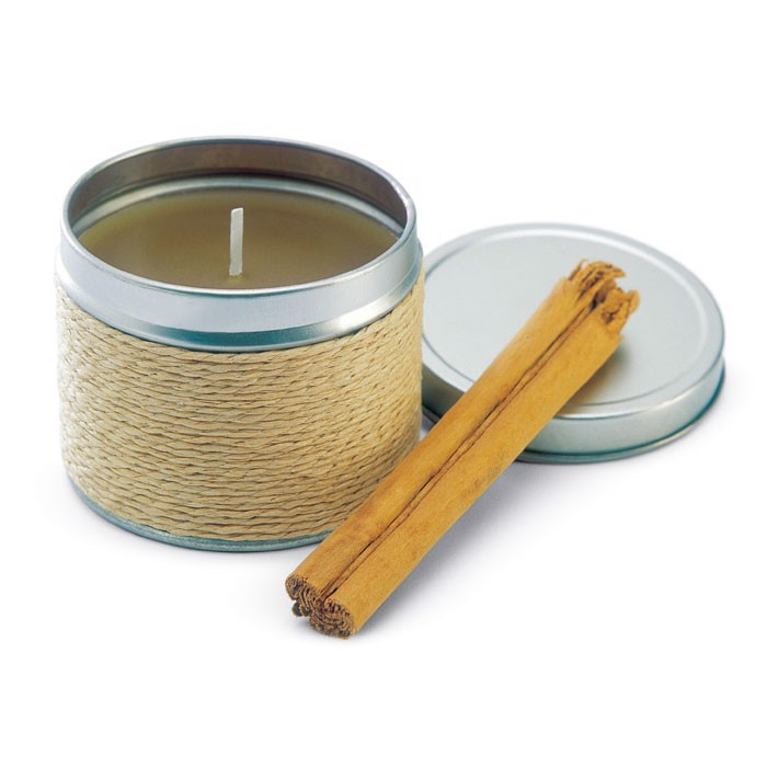 Fragrance candle Delicious - Beige