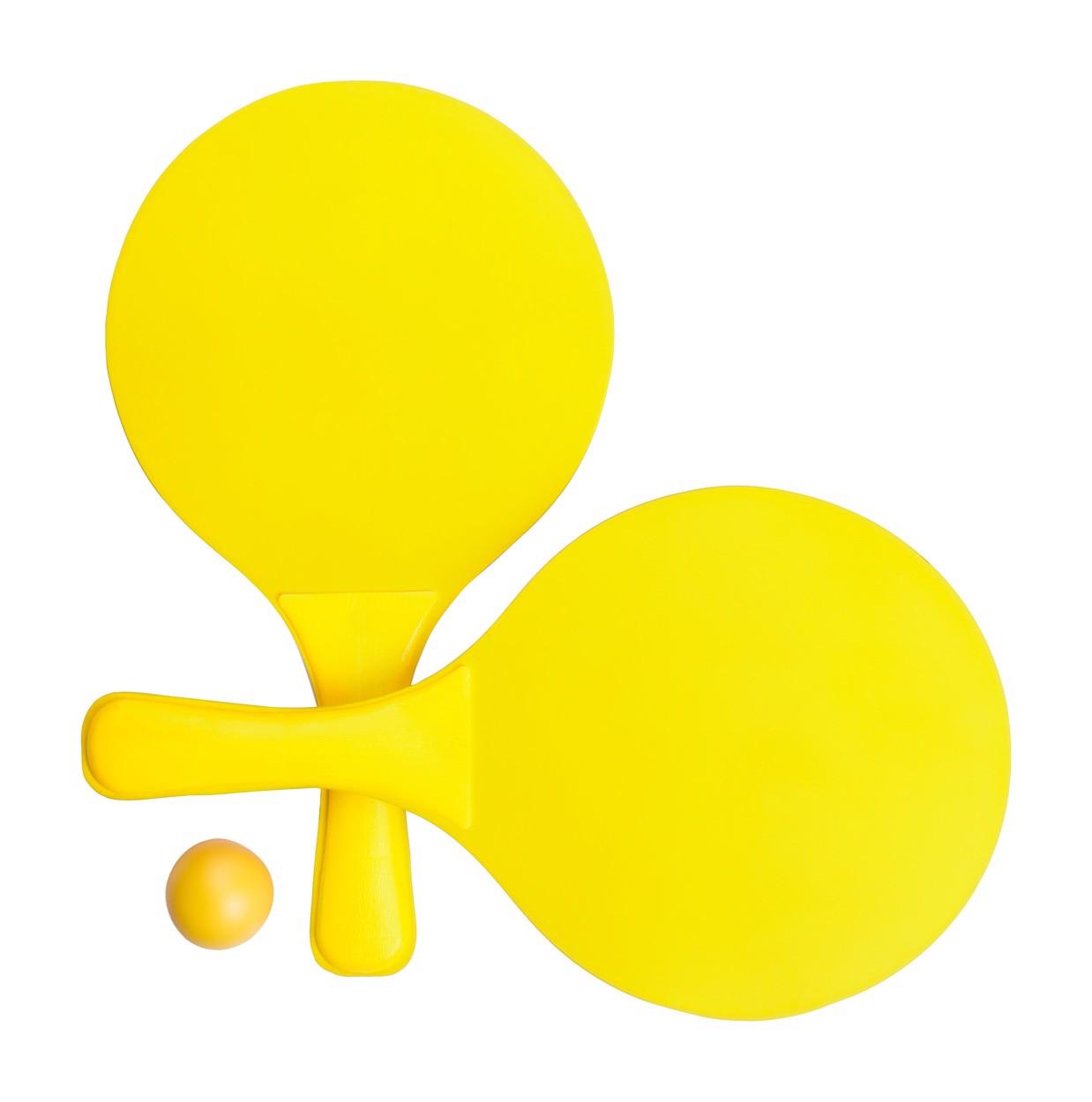 Plážový Tenis Faluk - Žlutá