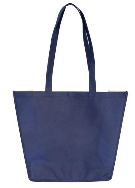 Torba na zakupy i plażę - Niebieski