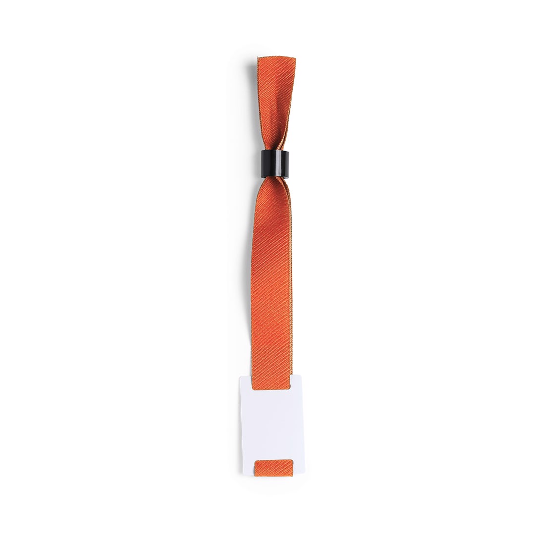 Pulseira Festak - Orange