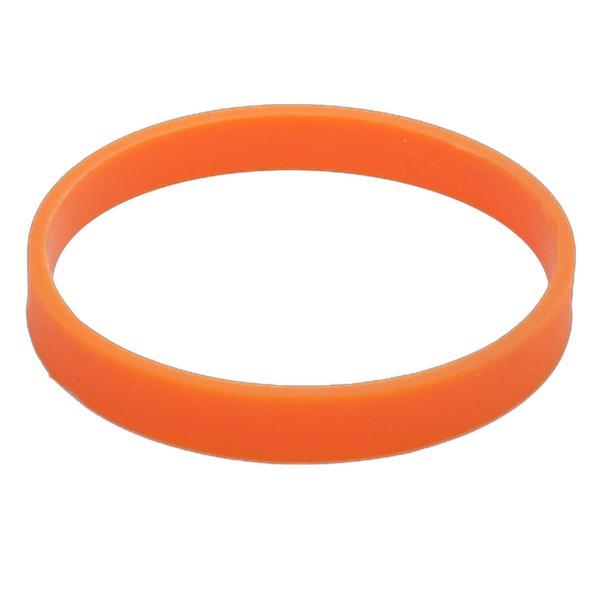 Ozdobna opaska na kubek - Pomarańczowy