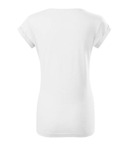 Tričko dámské Malfini Fusion - Bílá / 2XL