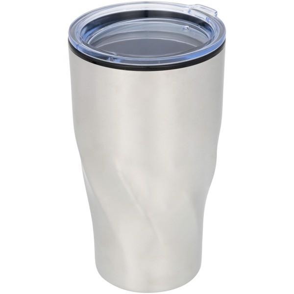 Hugo kubek termiczny - Srebrny