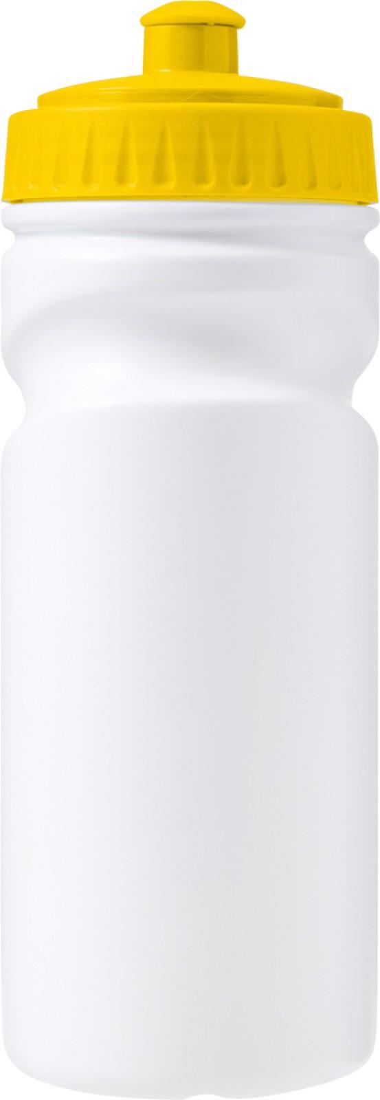 HDPE bottle - Yellow