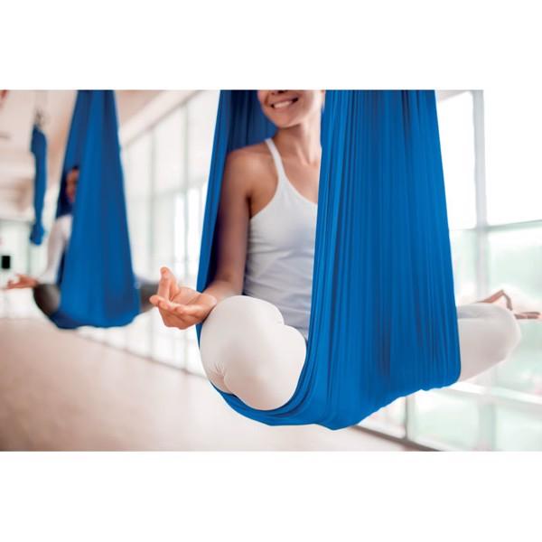 Yoga hammock set in pouch