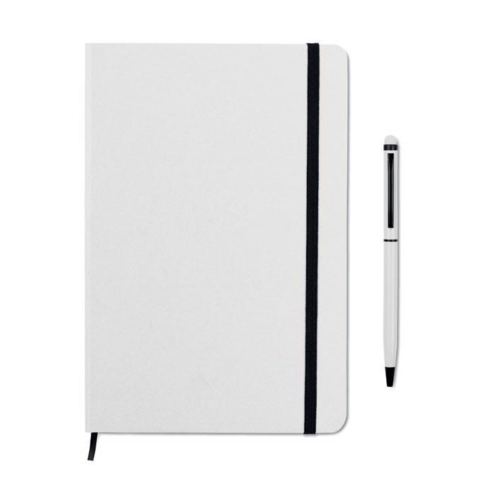 Notebook set Neilo Set - White