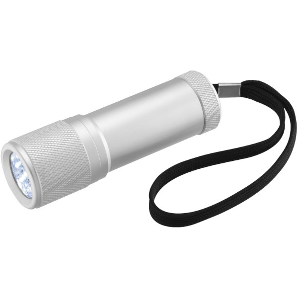 Mars LED mini torch light - Silver