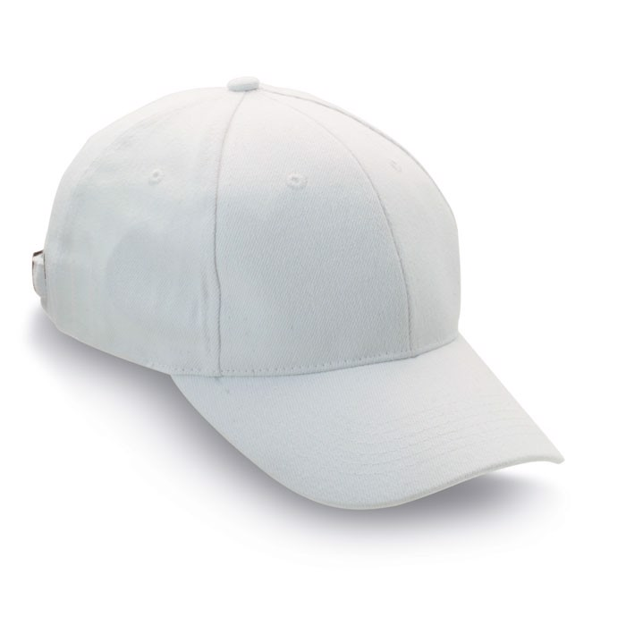 Czapka baseballowa Natupro - biały