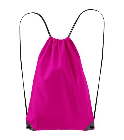 Gymsack Unisex/Kids Malfini Energy - Neon Pink / uni