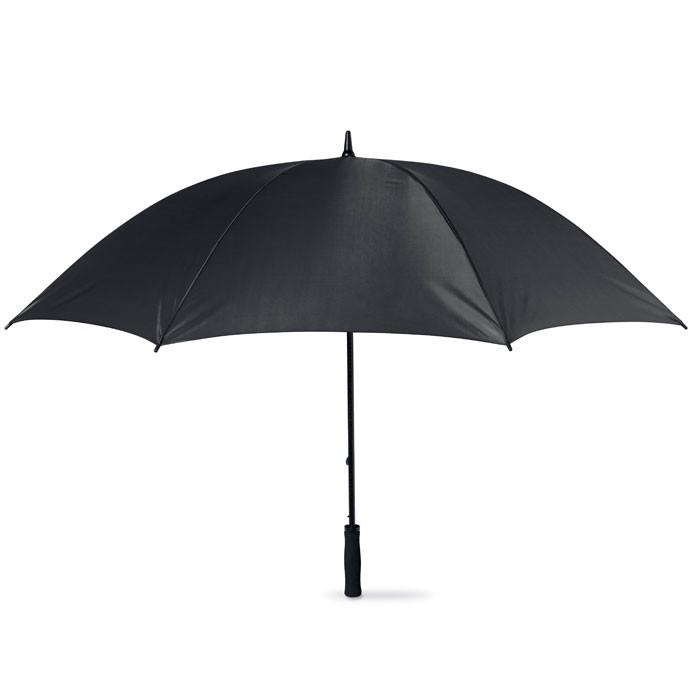 Wind-proof umbrella Gruso - Black