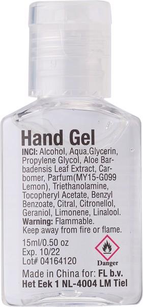 PET hand cleansing gel
