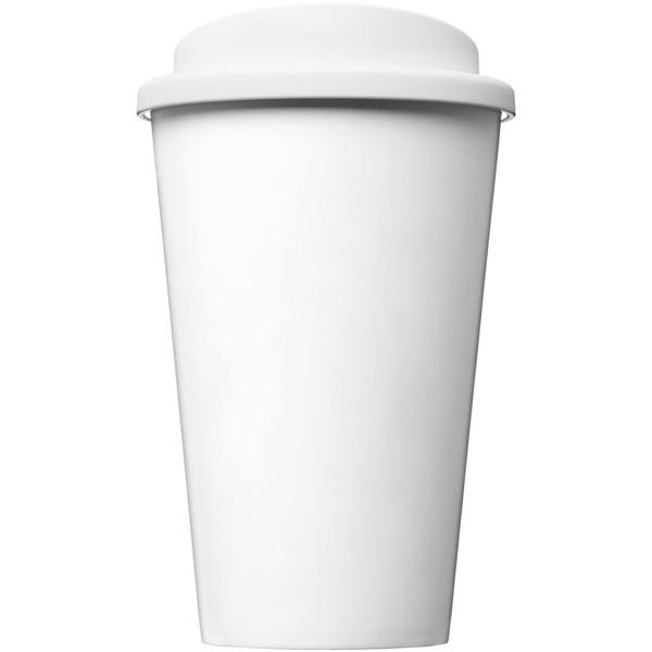 Brite-Americano® 350 ml insulated tumbler - White
