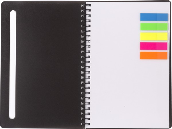 PP notebook - Red