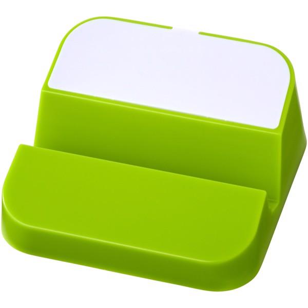 Rozbočovač Hopper 3-in-1a stojánek na telefon - Limetka