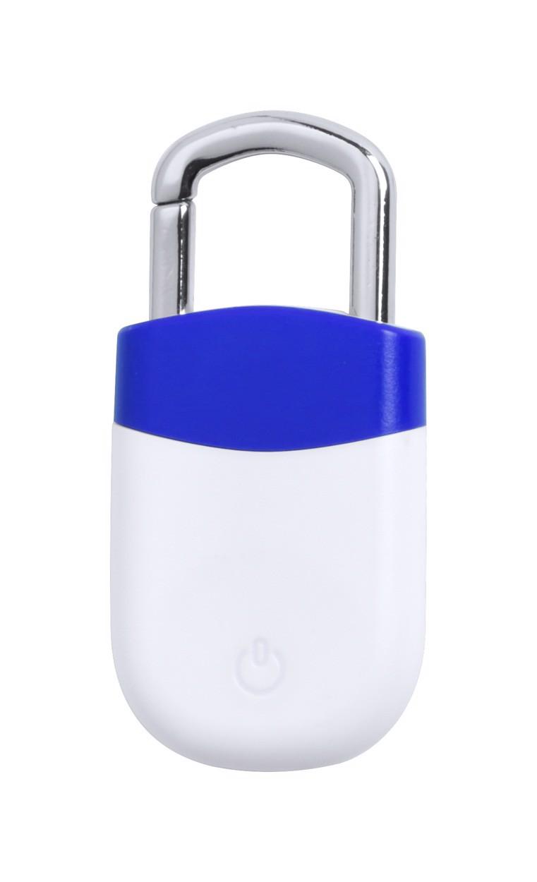 Bluetooth Hledač Klíčů Jackson - Modrá / Bílá