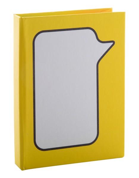Samolepící Lístky Dosan - Žlutá