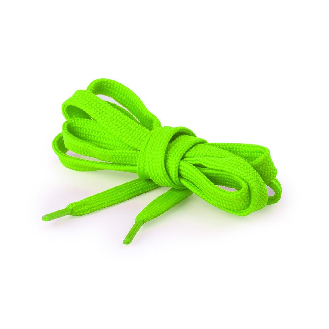 Atacadores Woltex - Verde Fluor
