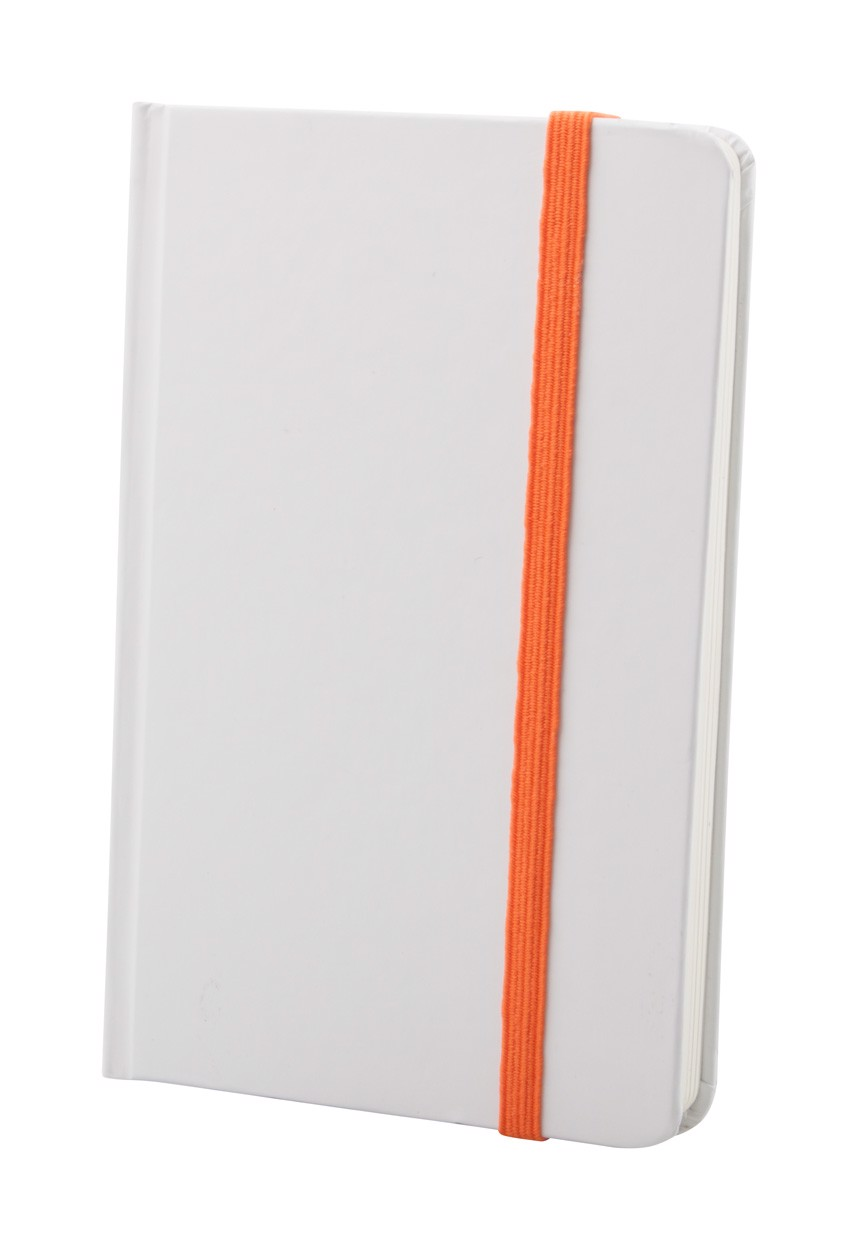 Poznámkový Blok Yakis - Oranžová / Bílá