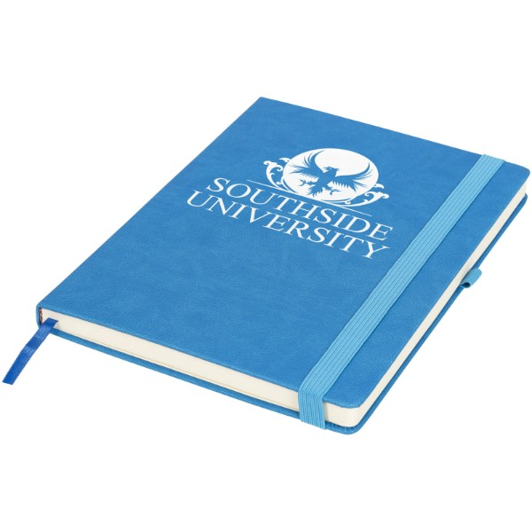 Rivista large notebook - Blue