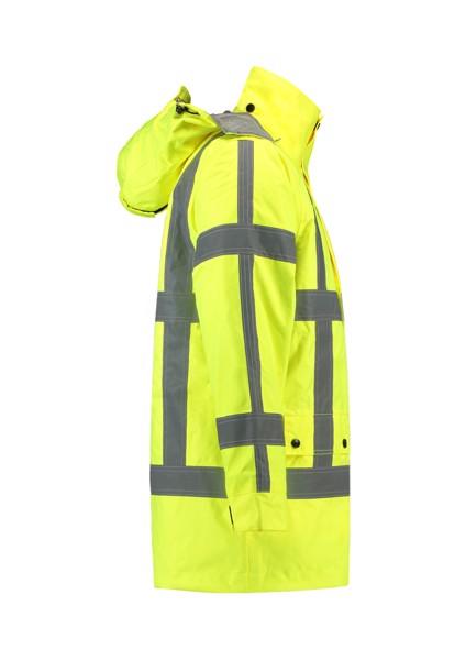 Pracovní bunda unisex Tricorp RWS Parka - Fluorescenční Žlutá / 4XL