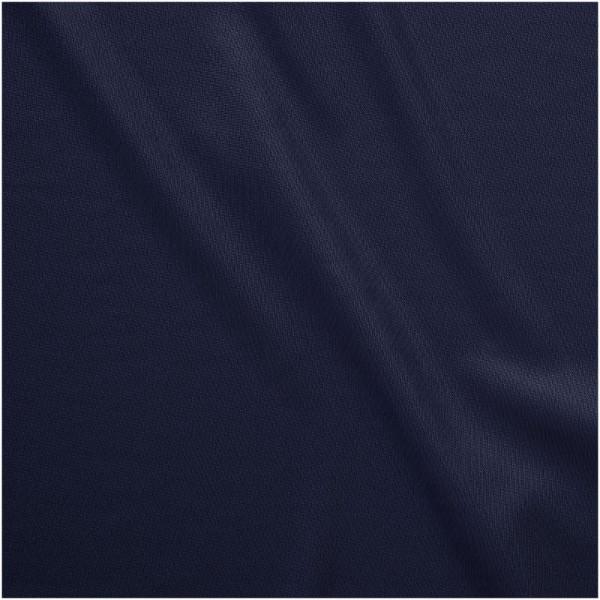 Dětské triko Niagara s krátkým rukávem, s povrchovou úpravou - Navy / 116