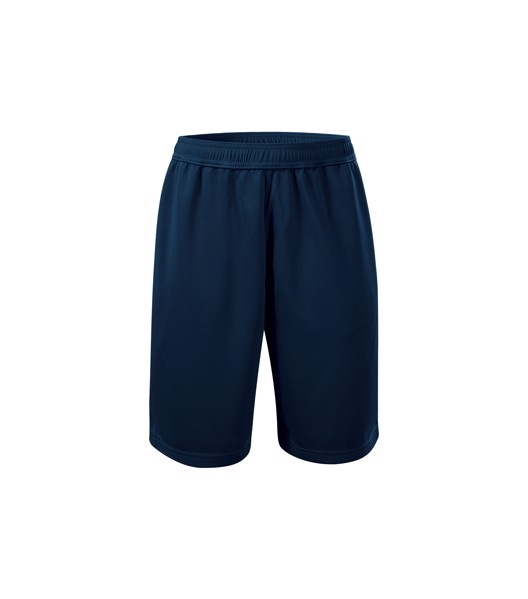 Shorts Kids Malfini Miles - Navy Blue / 6 years